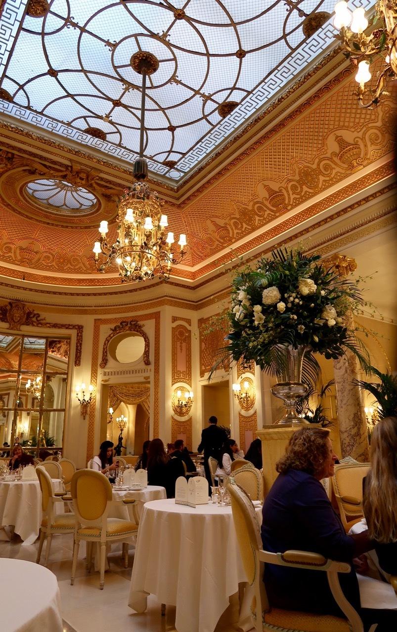 リッツホテルロンドンのアフタヌーンティー_f0380234_02495792.jpg