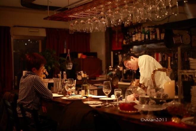カフェレストラン ベルアン(Belleans) ~久しぶりの夜ベルアン~_e0227942_10024637.jpg