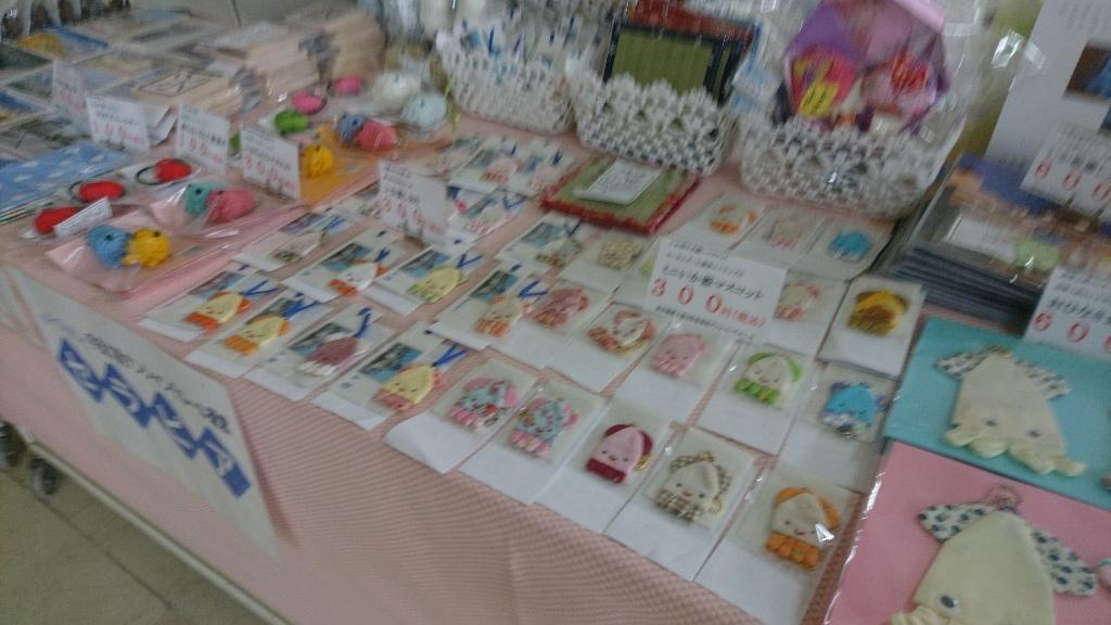 間もなく、第55回函館渡島檜山教育福祉合同作品展2日目。_b0106766_09270960.jpg