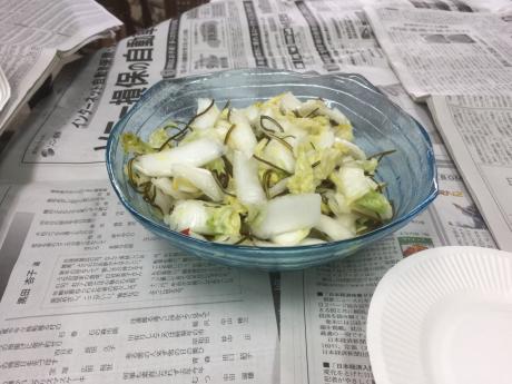 餃子パーティー🎉_a0077071_17425585.jpg