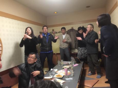 餃子パーティー🎉_a0077071_17470647.jpg