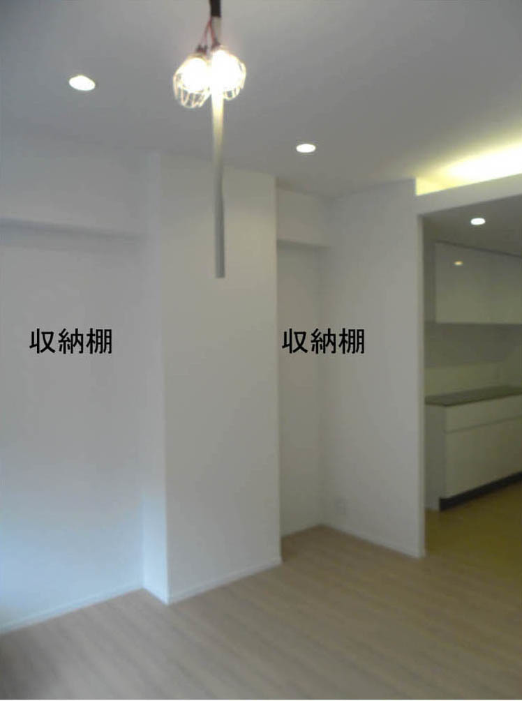 ●●●壁面をフルに使う家具のよさ●●●_f0171785_15562804.jpg