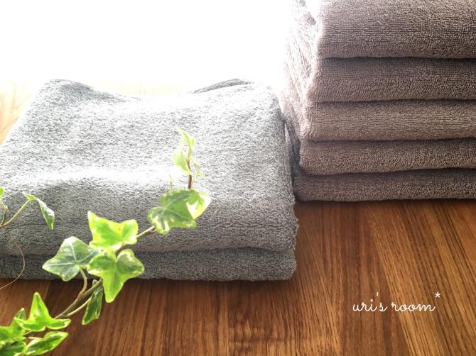 タオルの買い替えどきについて。_a0341288_23045198.jpg