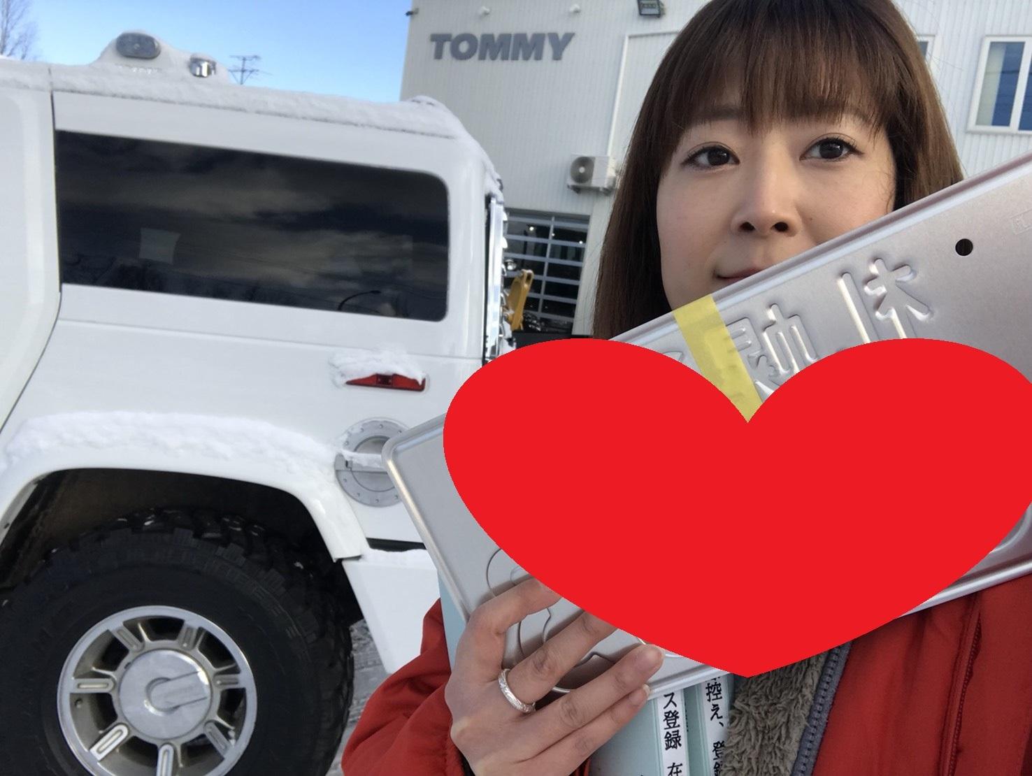 2月9日(金)トミーベース カスタムブログ☆カスタムされたハイエース☆WALDのホイルもはいてますよ☆ハマー ランクル LS多数取り揃え☆_b0127002_10384931.jpg