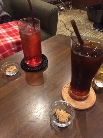 喫茶 1er ぷるみえ (シンプルバターライスに白いミネストローネソース)_e0115904_06475546.jpg