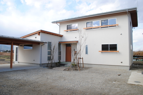 池田町K邸完成写真1_c0218716_9281176.jpg