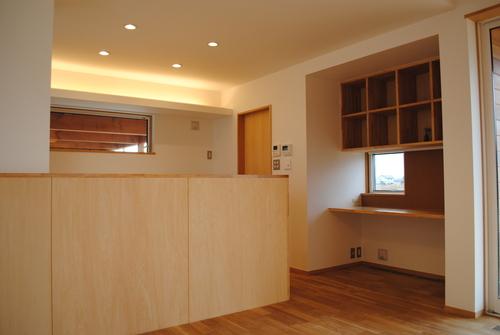 池田町K邸完成写真2_c0218716_9302393.jpg