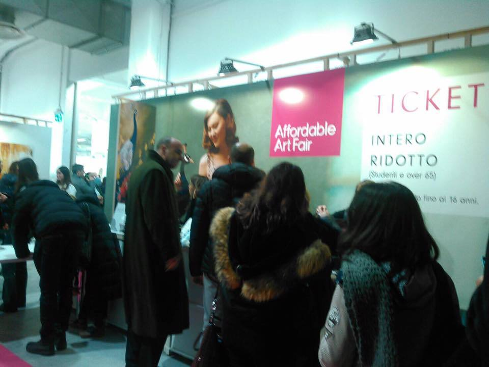 Affordable Art Fair Milano in MOGOL ART_a0136846_20471889.jpg