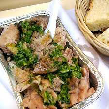 トスカーナでは当たり前だけど。。。意外に食べれないイタリア人が多いこれ!_c0179785_6244368.jpg