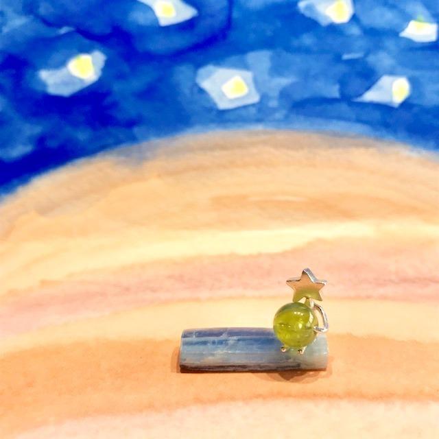 ホクトシチセイ  青い石の日_c0165589_22591092.jpg
