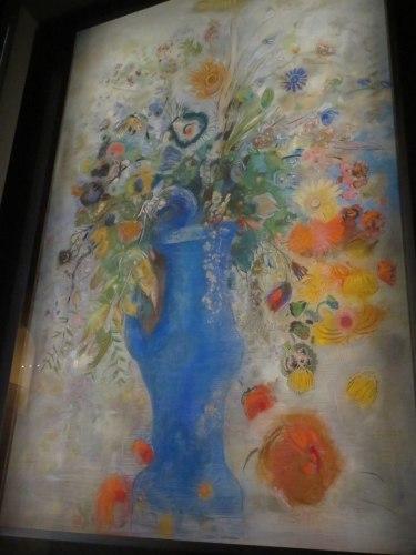 『ルドン - 秘密の花園』展@三菱一号館美術館_a0057402_18545901.jpg