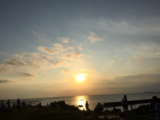 Beach mayu yoga2018! 今年もはじまりますよ〜〜♫_a0267845_14073483.jpg