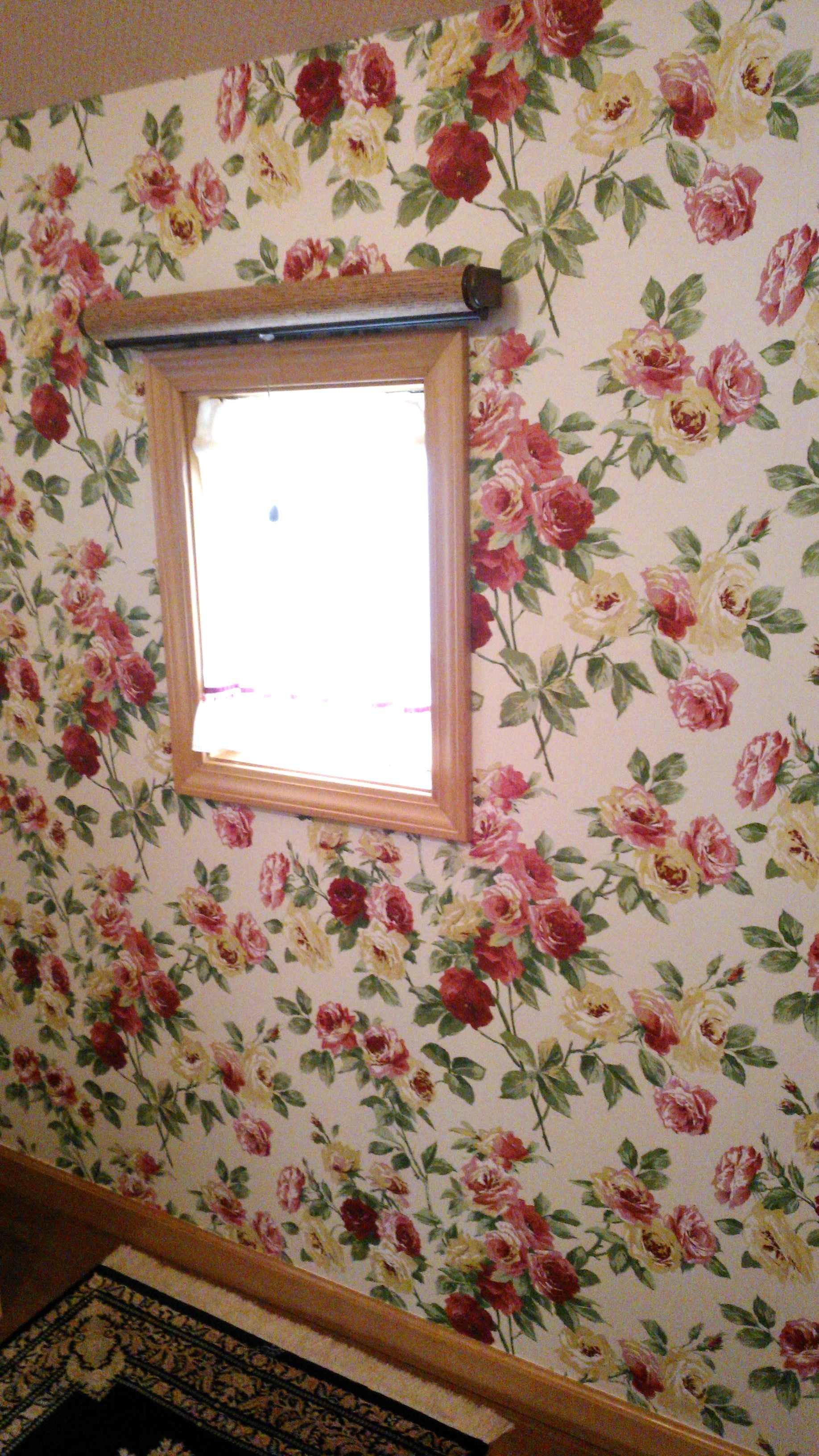 壁紙張り替え 『サンダーソン』_c0157866_18050309.jpg