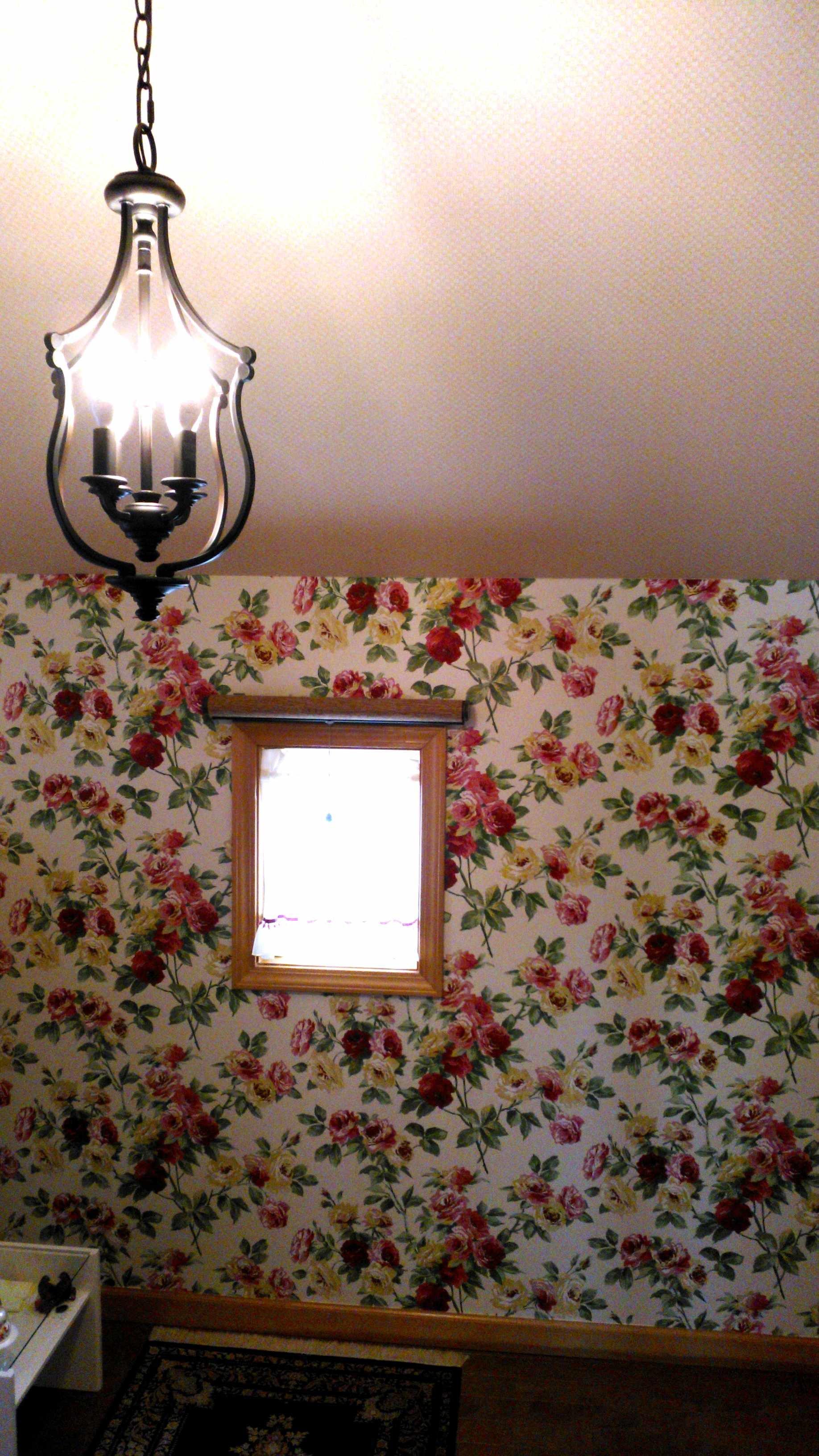 壁紙張り替え 『サンダーソン』_c0157866_18195557.jpg