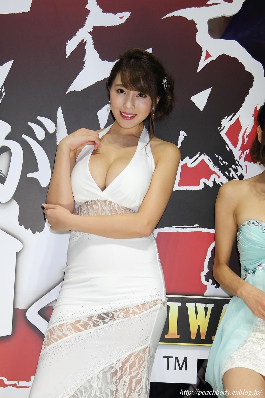 森咲智美 さん(セガゲームス「龍が如く 極2」ブース)_c0215885_19004526.jpg
