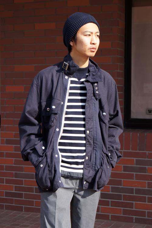 sacai × kolor / BEACON - Spring Military Style._c0079892_2010267.jpg