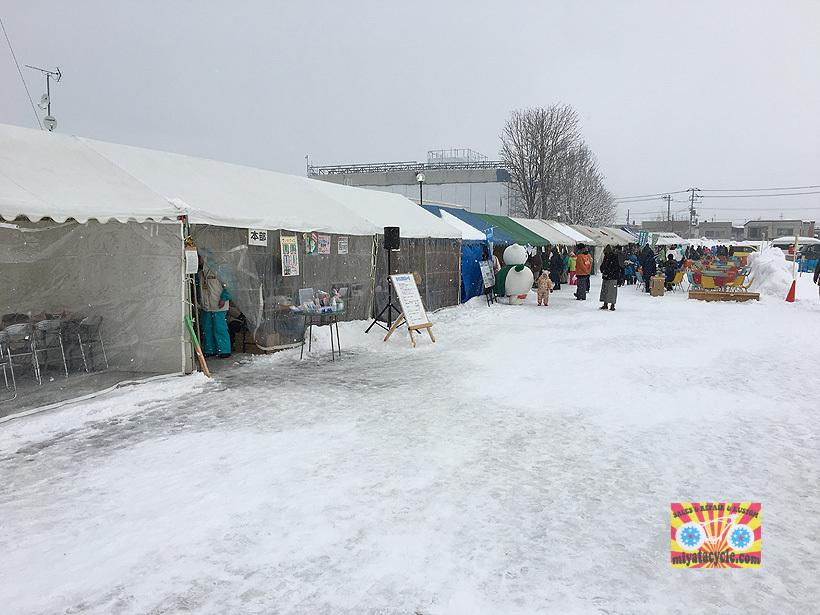 『 雪っていいね・ていね 』初日 2月11日_e0126901_20303389.jpg