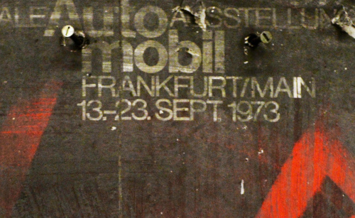 フランクフルトの地下鉄駅に現れた1973年の壁_e0175918_01271850.jpg