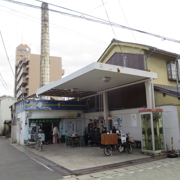 K coffeeさんととほんさんに行った話ですがほぼ紹介してない 大和郡山市_c0001670_17081555.jpg