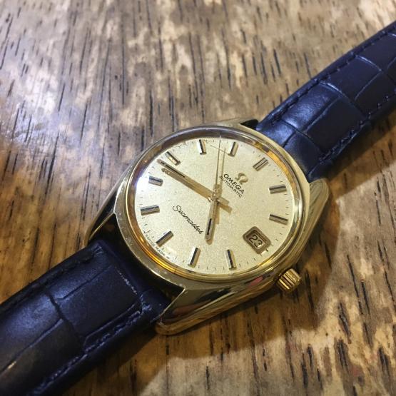 new style f51c5 1991f OMEGA オメガ シーマスター時計修理 : トライフル・西荻窪・時計 ...