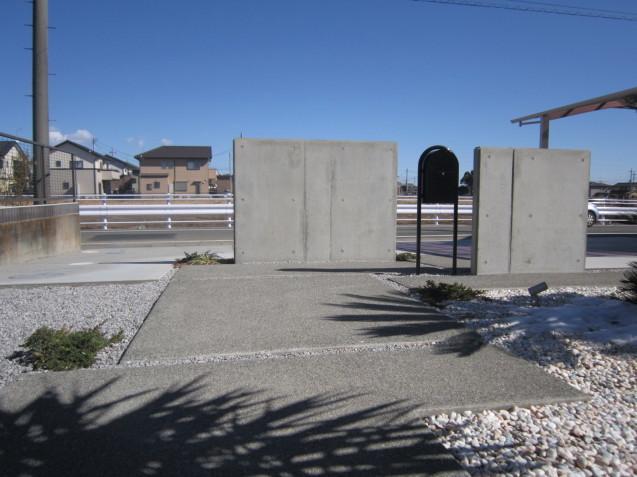 伊勢崎市 でのエクステリア工事 O 邸 昨年中に完了してますm(__)m_e0361918_14363778.jpg