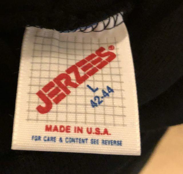 アメリカ仕入れ情報#14  90s JERZEES など デッドストック スエットパーカー!!_c0144020_11204090.jpg