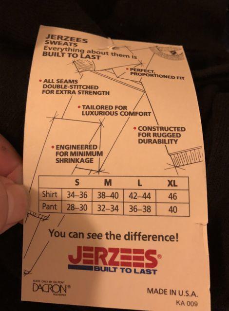 アメリカ仕入れ情報#14  90s JERZEES など デッドストック スエットパーカー!!_c0144020_11210756.jpg