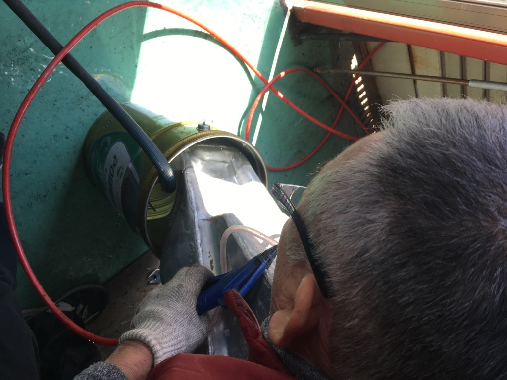 ducati TT1への道15 1型タンクがTT1ロングタンクに!「完成」_a0051924_19285048.jpg