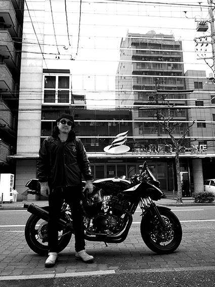 5COLORS「君はなんでそのバイクに乗ってるの?」#127_f0203027_16451716.jpg