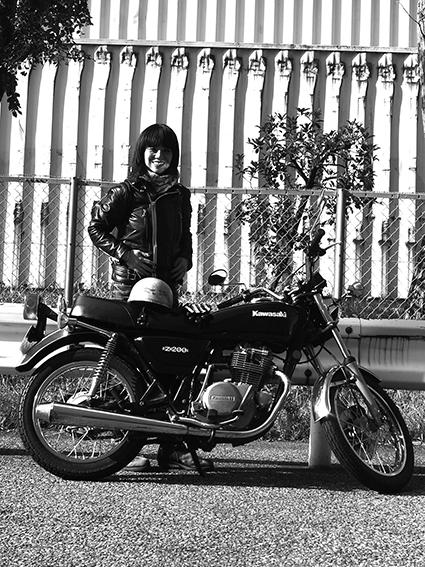 5COLORS「君はなんでそのバイクに乗ってるの?」#127_f0203027_16451806.jpg