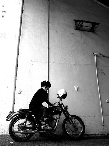 5COLORS「君はなんでそのバイクに乗ってるの?」#127_f0203027_16451826.jpg