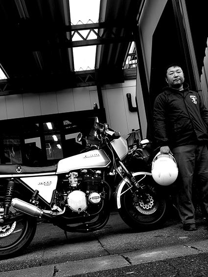 5COLORS「君はなんでそのバイクに乗ってるの?」#127_f0203027_16451837.jpg