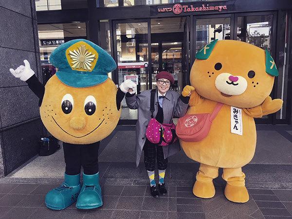ただいま東急ハンズ松山店に出店中!!_a0129631_10245847.jpg