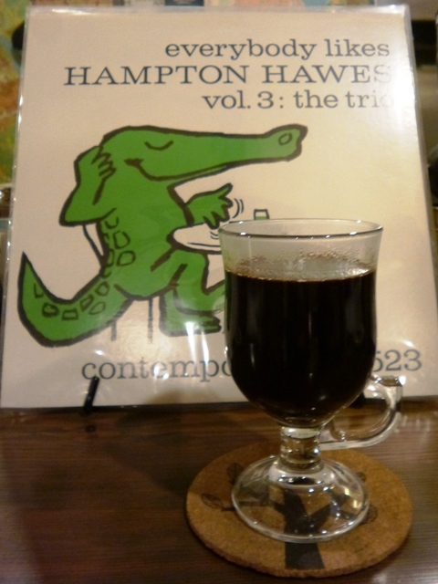 HiFi Cafeのホットワイン_e0230141_09122674.jpg