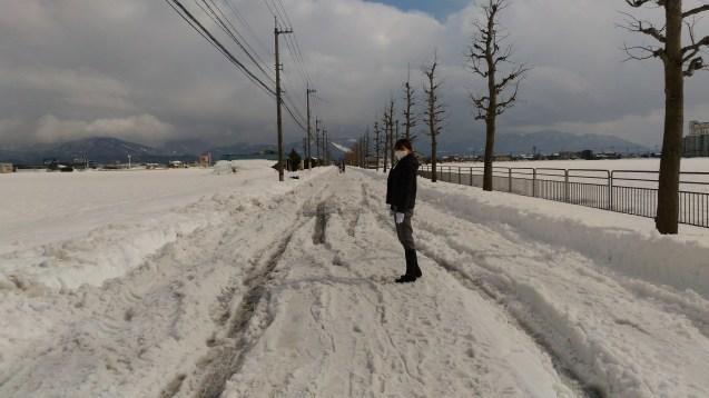 豪雪難民!_c0306646_08375263.jpg