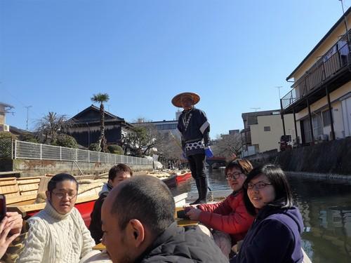 福岡柳川でこたつ船に乗る。①_f0232060_1320339.jpg
