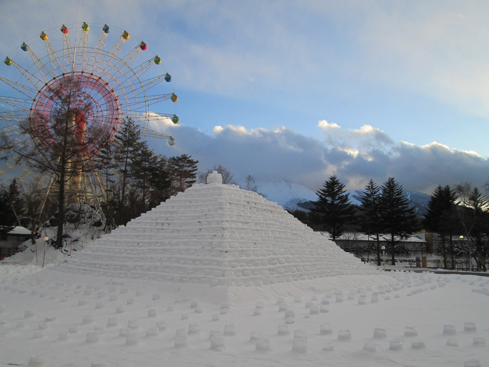 ひとり爆雪RUN in 浅間高原_f0180878_19481911.jpg
