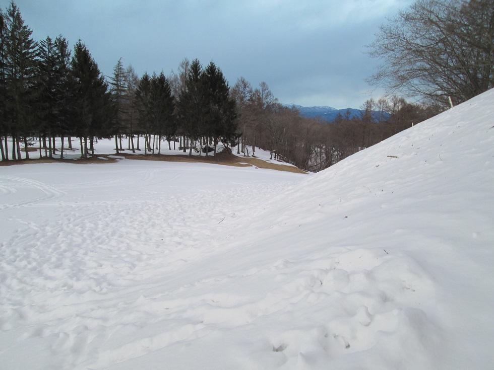 ひとり爆雪RUN in 浅間高原_f0180878_19483516.jpg