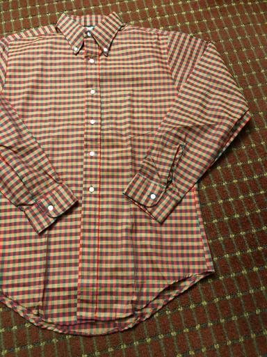 アメリカ仕入れ情報#17 60s デッドストック all cotton Brent B.D shirts! I_c0144020_23393447.jpg