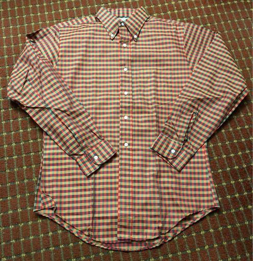 アメリカ仕入れ情報#17 60s デッドストック all cotton Brent B.D shirts! I_c0144020_23414076.jpg