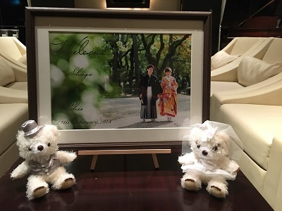Happy Wedding &9th ANNIVERSARY_a0118722_12555069.jpg