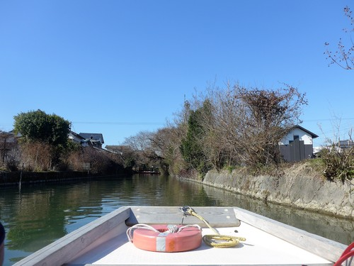 福岡柳川でこたつ船に乗る。①_f0232060_15232043.jpg