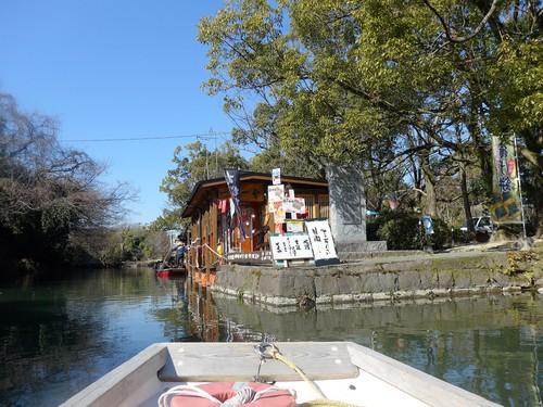 福岡柳川でこたつ船に乗る。①_f0232060_15262341.jpg