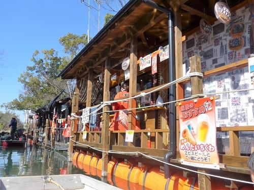 福岡柳川でこたつ船に乗る。①_f0232060_15271955.jpg