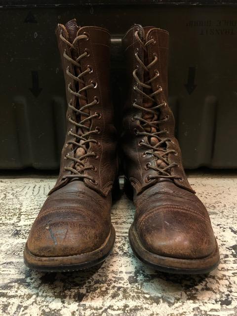 Work&Military Boots!!(マグネッツ大阪アメ村店)_c0078587_265343.jpg