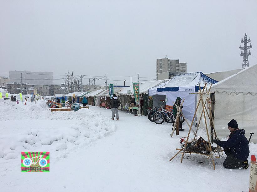 『 雪っていいね・ていね 』 終了_e0126901_12520707.jpg