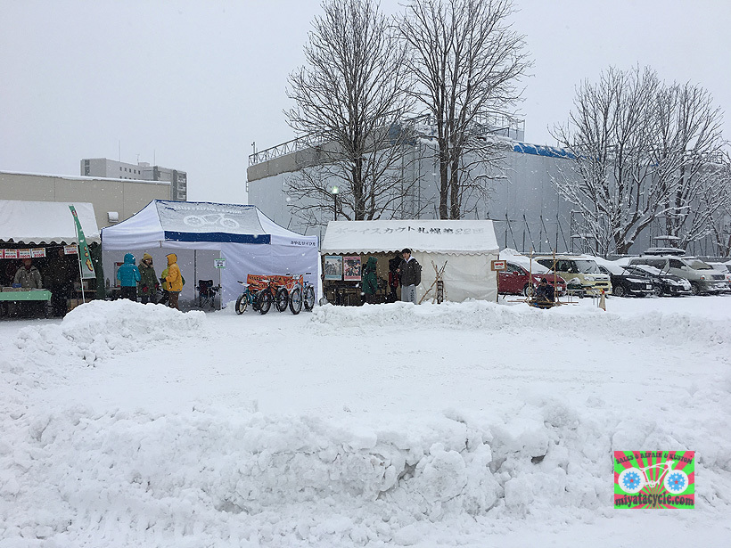 『 雪っていいね・ていね 』 終了_e0126901_12521057.jpg