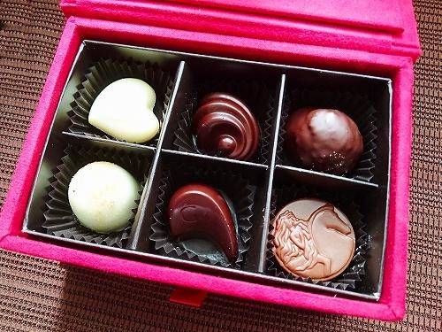 疲れた脳に甘いチョコレート ♡_e0289203_19521247.jpg
