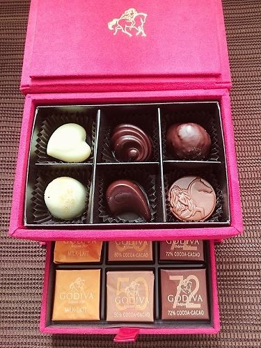 疲れた脳に甘いチョコレート ♡_e0289203_19521516.jpg