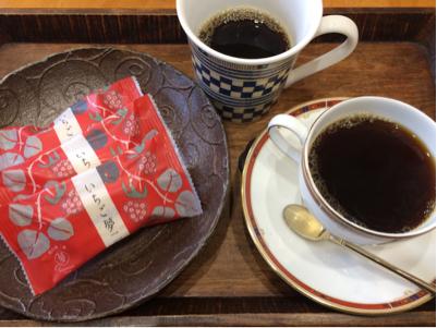 梅ちゃんの珈琲日記バレンタイン編_d0214221_21524166.jpg